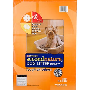 Purina Second Nature Dog Litter Box